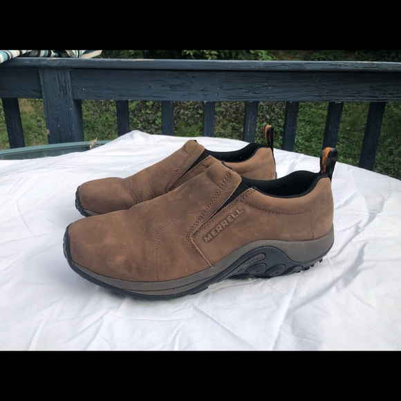 Merrell Other - EUC Merrell Men's Slip on Mocs - Size 12